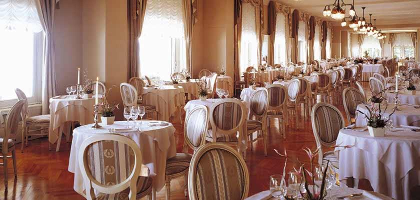 Grand Hotel, Gardone Riviera, Lake Garda, Italy - dining room.jpg